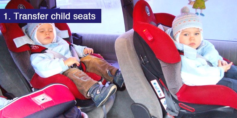 <h3>Make sure your transfer offers the correct child seats</h3>Taking your kids on a ski holiday starts presenting challenges before you walk out of the door and travelling to a ski resort presents a few risks to be aware of. In addition to making it through the hustle and bustle of the airport, some enquiries should be made with your taxi and transfers about the availability of the right seats for your child or baby. <br>It's European law that children use suitable child seats but if you're booking your own transfer it's always a good idea to confirm they'll have the right child seats for your children. If your transfers are provided by Mountain Heaven you can rest assured that our transfers are fully equipped for the needs of your children. With safety taken care of you just need to keep their devices charged for the duration of the trip and you'll be at your ski resort in no time.