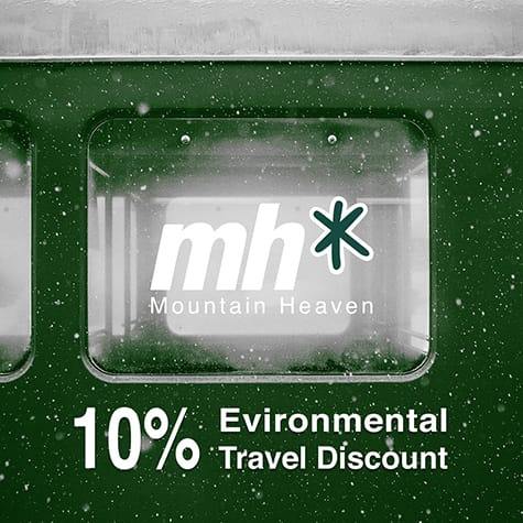 Environmental travel offer