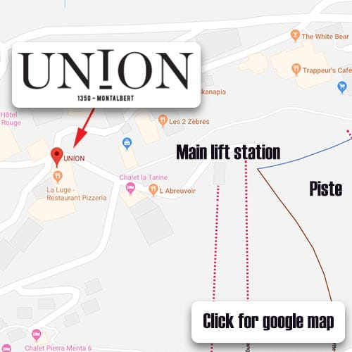 location of Union restaurant