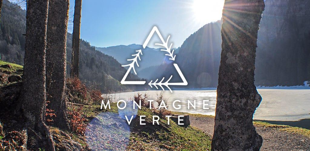 Morzine Lake Montriond Montagne Verte