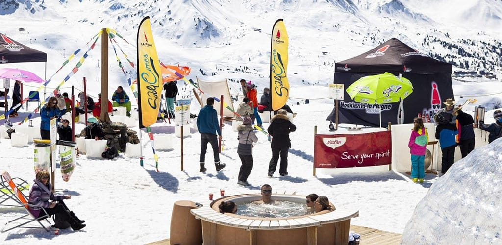 La Plagne Easter - The Subli'Cimes festival 2020