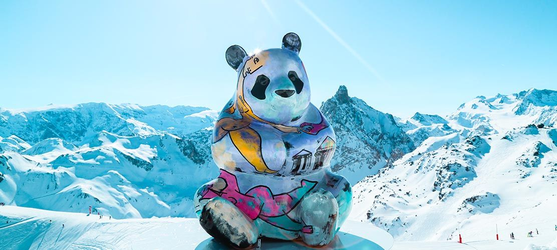 Courchevel Bear