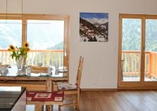 Stunning views of the mountains from the living area