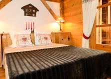 Double Bedroom in Chalet Jardin d'Angele
