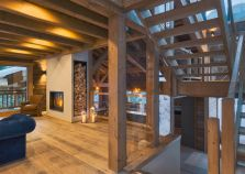 Chalet lounge in Morzine