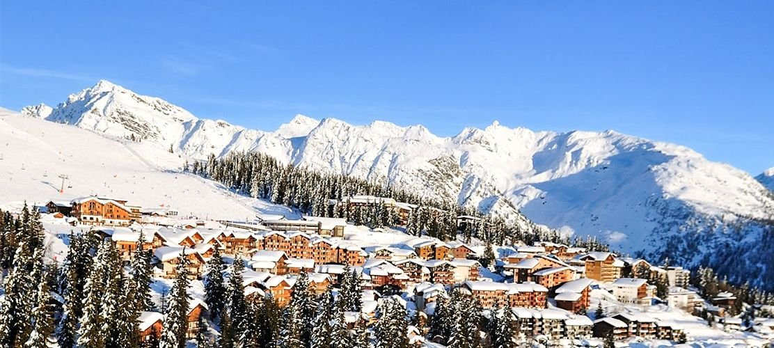 La Rosiere resort