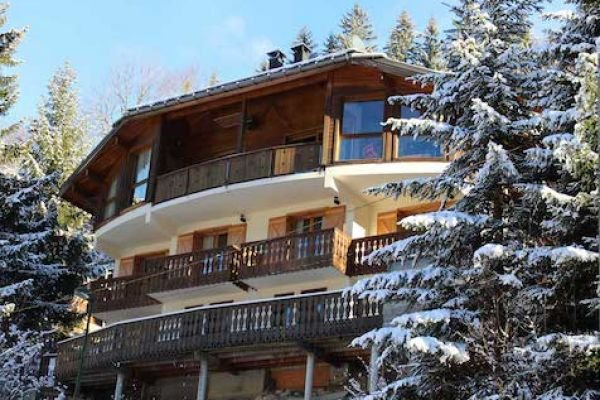 Chalet Chamois D'or