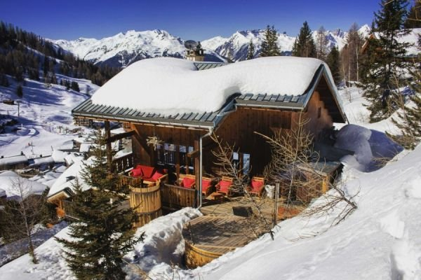 Chalet Perle