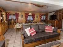 Book catered and self catered chalets in courchevel - Chalet jardin d angele ...