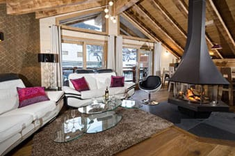 ski holiday accommodation